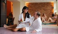 3* Thermal hotel Flora in Eger with wellness services
