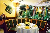 Restaurant in Unicornis Hotel Eger - Eger city hotel
